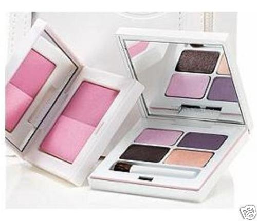 SET 2 VICTORIA SECRET VERY SEXY EYESHADOW QUAD & BLUSH