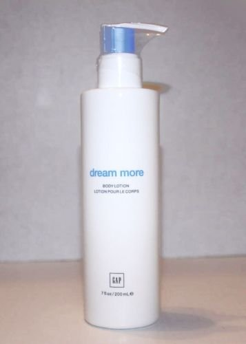 1x NEW GAP DREAM MORE FRAGRANCE BODY LOTION SEALED 7 oz