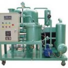 ZJC-T Series Vacuum Oil Purifier special for Turbine Oil