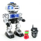 Remote Control Dancing Robot  w/DISC LAUNCHER
