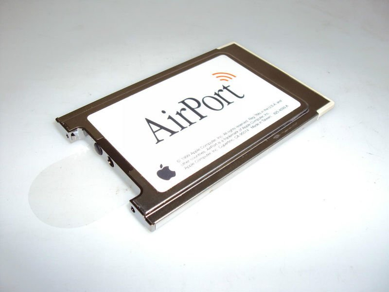 Apple AirPort 802.11b Wireless Card PC24-H