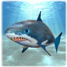 WMC Air Swimmers Remote Control Flying Shark