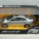 """13.9"""" 1:14 Honda Accord Silver"""