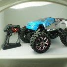 "15"" 1:10 RC Crawler King 4WD Radio Control Blue"