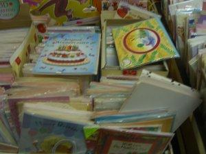 Cards (Mixed Assortment)
