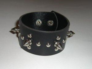Rocker Studded Wristband! New!