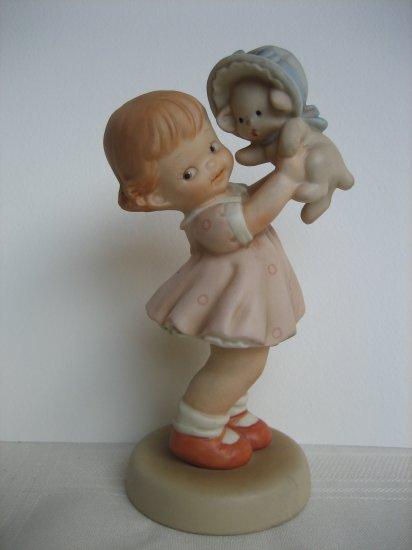 Enesco Collectible 1994 Enesco Figurine Memories Of Yesterday
