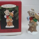 Hallmark Keepsake Handcrafted Ornament Grandpa 1995
