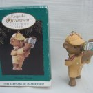 Collectible Hallmark Keepsake Ornament Holiday Pursuit 1994