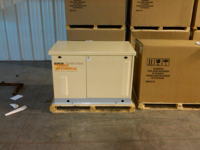 18KW RES Kohler Generator