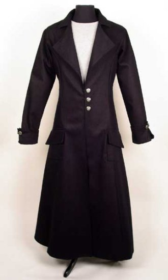 Reverend Coat (Extra Small)