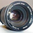 VIVITAR 70-210mm Macro Focusing Zoom Lens 1:4.5 MC 52mm