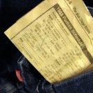 Vtg 80s Rare Levi's LEVIS Denim Jean Jacket Mens Sz 38