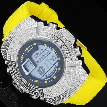 Men's G-Diamond I By Icetime 10 Diamonds Sports watch