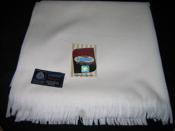 ESSMA Pure Wool Lohee (Cream/Black/Grey)