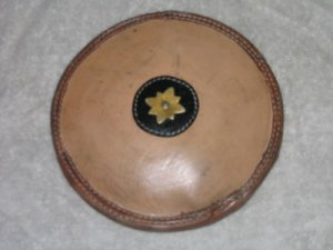 Leather Shield (Farri)
