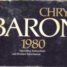 1980 Chrysler LeBaron - AM0062