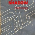 1988 Dodge Shadow Owner's Manual - AM0064