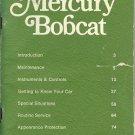 1977 Mercury Bobcat Owner's Manual - AM0067