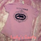 The pink eckored tee