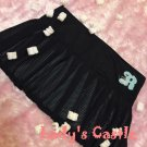 The Roxy black & blue skirt