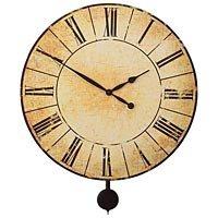 Edward Meyer Large Pendulum Wall Clock HHWC24-m