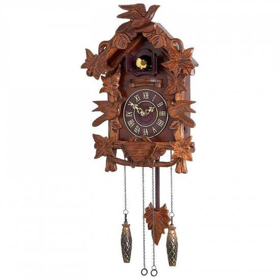 Kassel Cuckoo Clock Battery Operated HHCC7-l