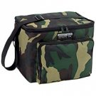 Camouflage Zippered Top Cooler Bag LUCOOLCAMO-m