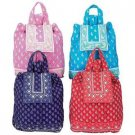 Mix 4pc Quilted Backpack Set SMBP3SSET
