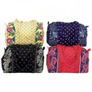 8pc Medium Quilted Purse Set SMPMEDSET