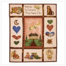 Home Angels Fleece Blanket
