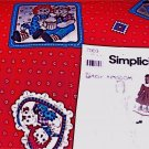 Daisy Kingdom Raggedy Ann Patch Doll Dress Kit