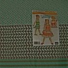Daisy Kingdom Running 8ths Doll Sundress & Purse Kit
