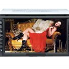 Two din size auto flip down car DVDTFT-LCD car DVD/TV player, Car DVD players, Car Electronics
