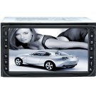 Two din size auto flip down car DVDTFT-LCD car DVD/TV player 8606, Car DVD players, Car Electronics