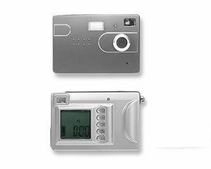 1.3 M CMOS sensor interpolated to 3.0M digital camera ( TDC-138QL ), Digital Cameras, Electronics