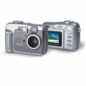 2.0M CMOS sensor interpolated to 3.0M digital camera ( TDC-206AT ), Digital Cameras, Electronics