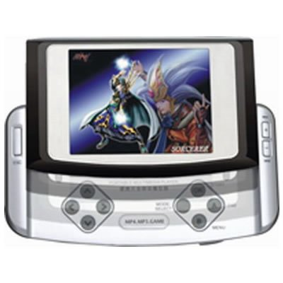 """3"""" High Clarity TFT, 5.0 MEGA Pixed DV Camera MP4 Player (Build-in Memory: 256M-1G Available),"""