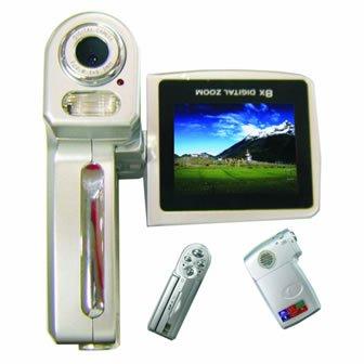 3.0M CMOS sensor interpolated to 12.0Mega digital camcorder ( TDV-1288 ), Camcorders