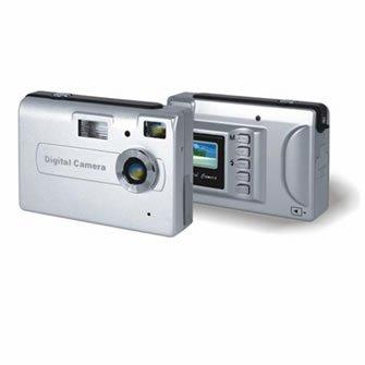 3.0M CMOS sensor interpolated to 5.0M digital camera ( TDC-302QS ), Digital Cameras, Electronics