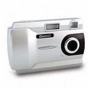 300K CMOS sensor interpolated to 1.3M digital camera ( TDC-0303 ), Digital Cameras