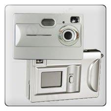 300K CMOS sensor interpolated to 1.3M digital camera ( TDC-037 ), Digital Cameras, Electronics