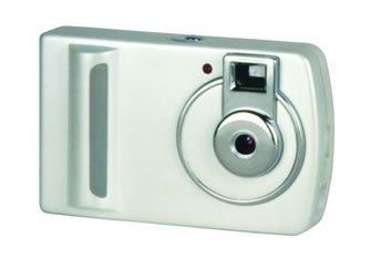 300K CMOS sensor interpolated to 1.3M digital camera ( TDC-35 ), Digital Cameras