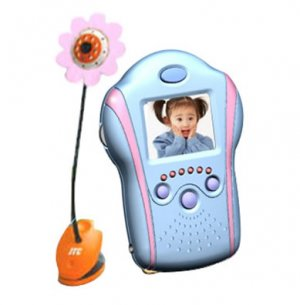 New Night Vision 1.5' Color LCD Baby Monitor/Set (one camera + one monitor + accessories),