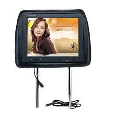 """10"""" Headrest TFT-LCD Car Monitor (without TV)"""