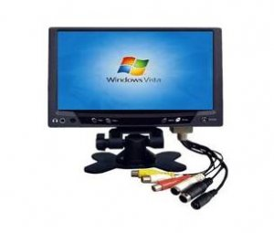 "7 "" Desktop Color TFT-LCD Car Car Monitor with Touch Screen"