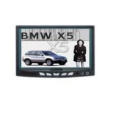 """7"""" Color TFT Headrest LCD Headrest LCD Car Monitor with PLA/NTSC (SECAM selectable)"""