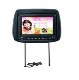 """7"""" Headrest TTFT LCD Color TV/Headrest LCD Car Monitor (without TV)"""