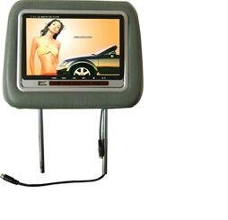 "7"" 16:9 High Resolution Sunvisor TFT LCD Car Monitor"