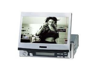 "7"" In-dash TFT-LCD Car Monitor W/TV/FM"